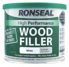 Ronseal High Performance Wood Filler  3.7kg White